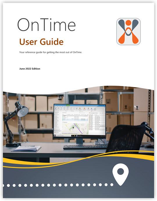 OnTime User Guide